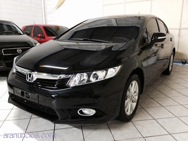 HONDA CIVIC 2014 UN LUJO