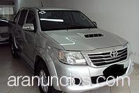 INCREIBLE TOYOTA HILUX 2013
