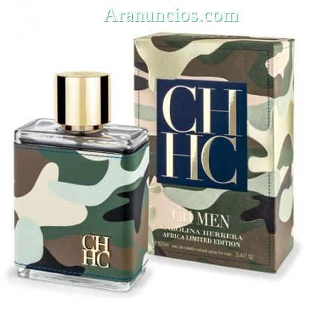 Carolina Herrera África Men Limited Edition