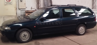 Titular vende Ford Mondeo Rural modelo 1996, Diesel.