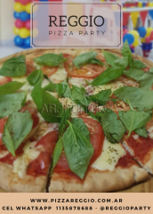 Pizza party - empanada party - catering, lunch, coffe break