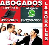 abogados,asesoramiento legal,despido,accidente,indemnizacion