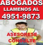 ACCIDENTES DE TRABAJO,ABOGADOS LABORALES EN CAPITAL