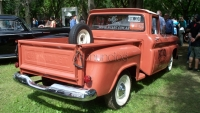 Literatura tecnica pick up chevrolet apache ** 1960