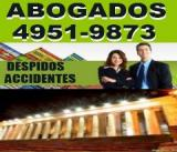abogados laborales,capital,despidos,accidentes,defensa del trabajador