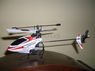 Helicoptero r/c wltoys 4 canales nuevo