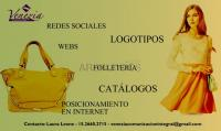 Diseño grafico logotipos folletos facebook