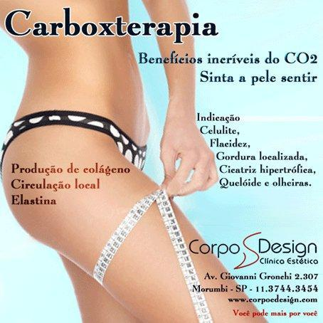 Carboxterapia  #1