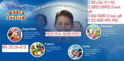 CURSO DE INGLES PARA NIÑOS ''Magic English''