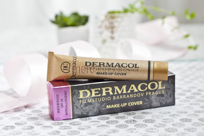 Base dermacol make up cover original #1