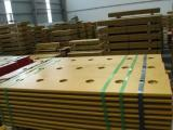 cuchilla para bulldozer A&S MACHINERY CO , LTD