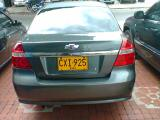 Fernando Financia Aveo Emotion 1.6 verde full 2008