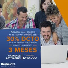 Promociones y ofertas Black Friday Internet satelital