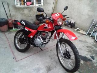 vendo full xl 125