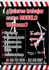 Convocatoria para WebCam