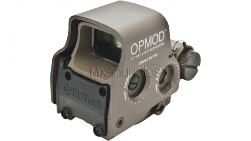 Eotech opmod exps3-0 hhs-i holosight w/g33 3x magnifier, 65 moa ring, #1