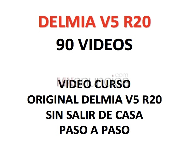 Video curso delmia v5 r20 original #1