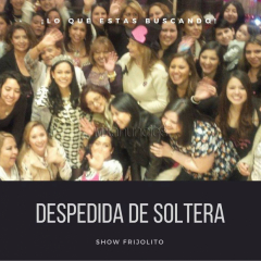 Despedidas de soltera - shows - cdmx - edomex -