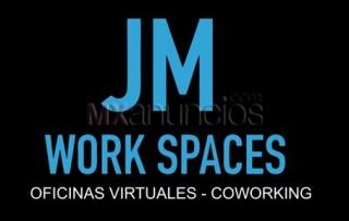 "Jm work spaces ""oficinas virtuales\"""