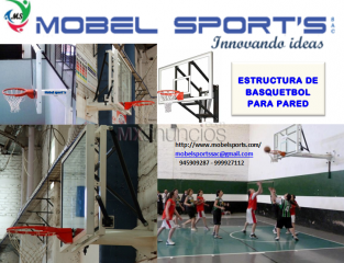 Tableros de basket - mobel sport´s