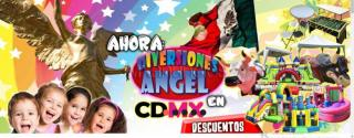 Diversiones angel se expande (cd mx) proximamente