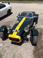 Lotus super seven replica fiel