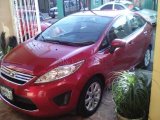 Ford fiesta 2011 se impecable