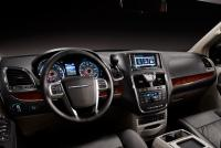 Chrysler town & country 2015 Agencia Automotriz