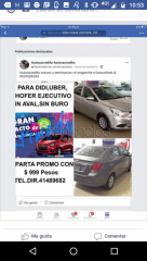 Aveo chevrolet 2020 desde 22 mil enganche