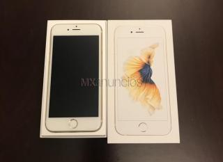 Iphone 6 s , dorado , 64gb