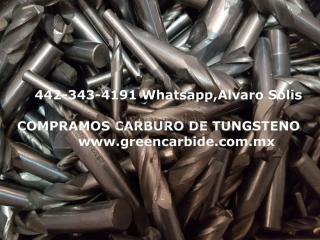 Compro scrap de carbide en tijuana recoleccion