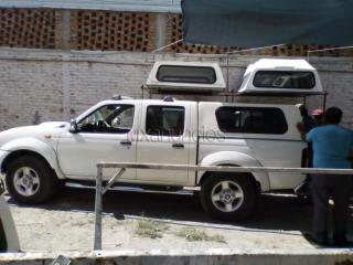 Campers para np 300 doble cabina lider