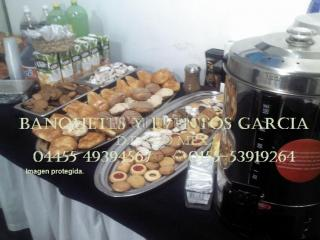 Coffee Económicos. Banquetes a domicilio.
