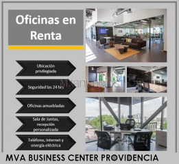 Oficinas en providencia mva business center