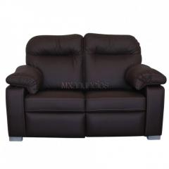 Sillon reclinable doble london muebles mobydec