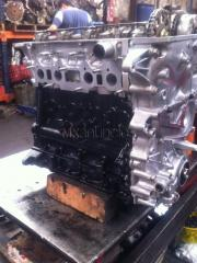 Hilux motor reconstruido