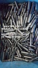 Compro end mills scrap de carburo de tungsteno en calvillo