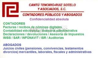 Asesoria contable fiscal y legal