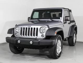 Jeep wrangler 2014 estandar