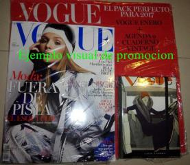 Labora en casa, sella promociones vogue