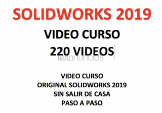 Video curso solidworks 2019 original paso a paso #1