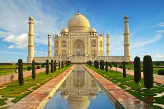 Taj mahal Tour India