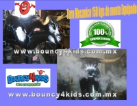 Toros Mecanicos en venta Bouncy4kids Inflatudiversion
