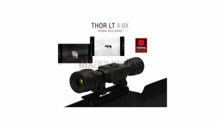 Atn thor lt 4-8x thermal rifle scope