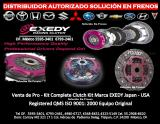PROMOCIÓN CLUTCH EXEDY PARA HONDA CIVIC SEDAN