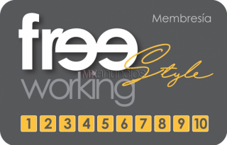 Membresia Free Style co working