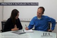 English conversation with native teachers