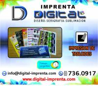 D imprenta digital #1