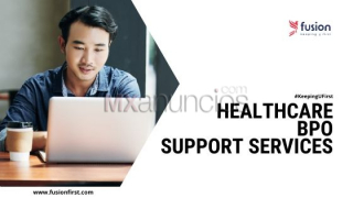Healthcare bpo support services | healthcare back office services