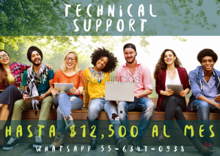 Technical Support Specialist